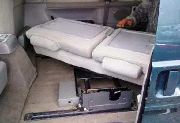 Mazda Bongo Middle Swivel Bench.webp