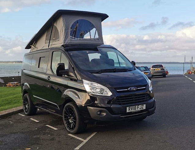 Ford Custom Campervan Conversion - North