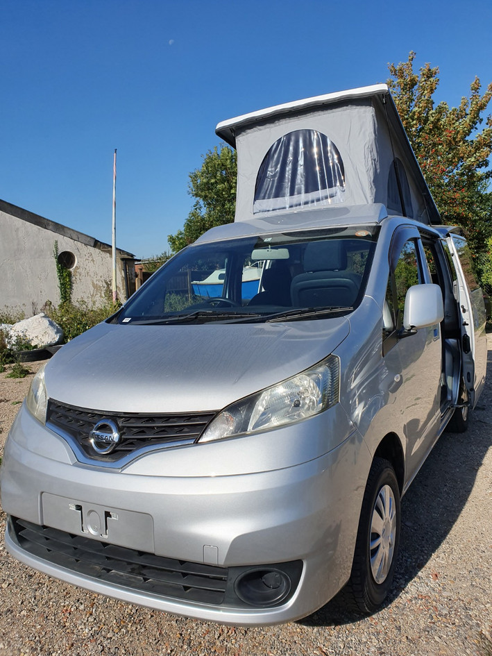 NV200- Roof and 38 RR Side Conversion(14