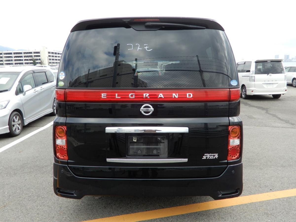 2009 Black Elgrand HWS -E51-291423 (15).