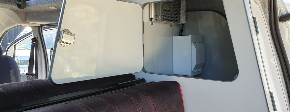 NV200- Roof and 38 RR Side Conversion(13