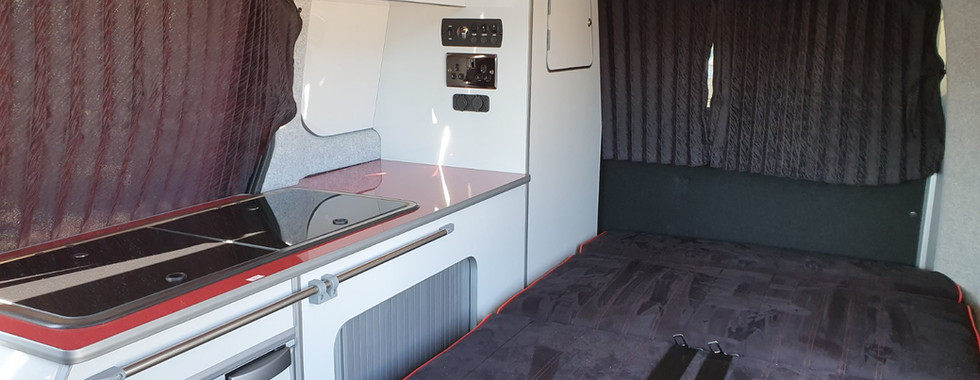 NV200- Roof and 38 RR Side Conversion(22