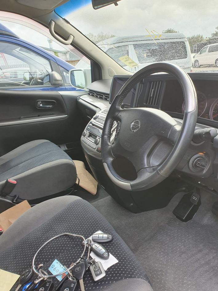 Nissan Elgrand Rider S - E51-152349 (7).