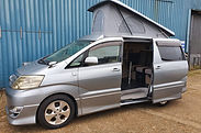 Saki - Alphard 3 Seater Wide Bed - 48 RR