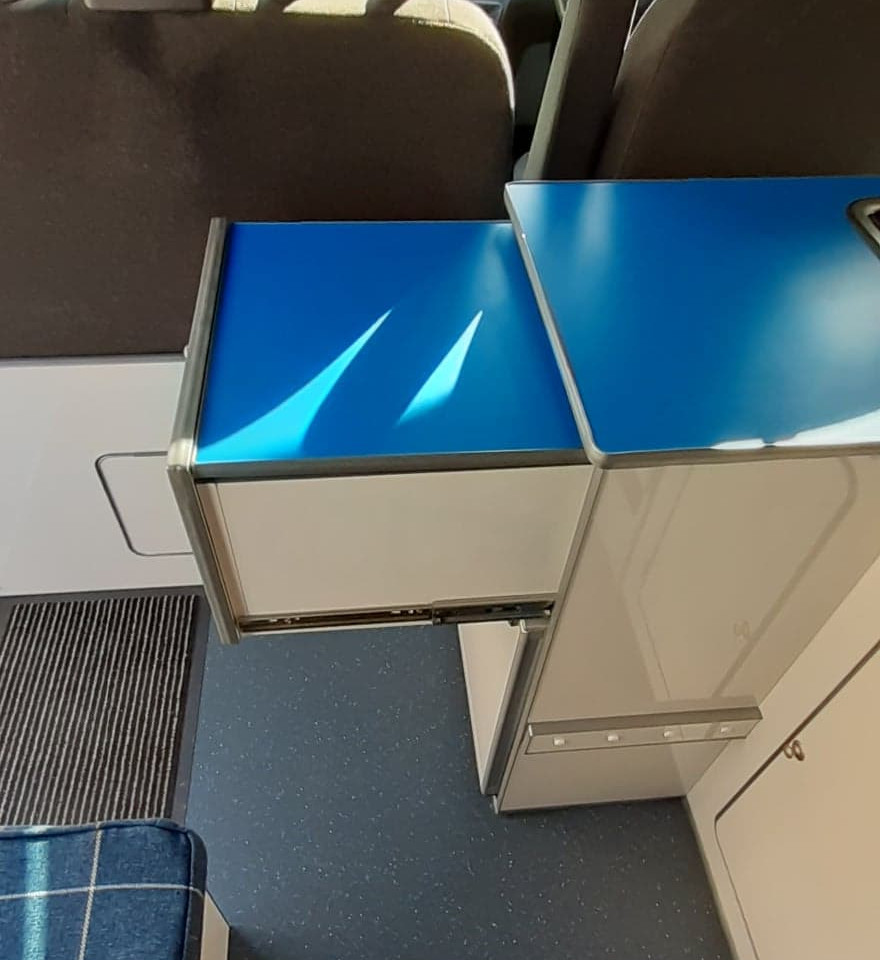 Ford Transit Custom - Elevating Roof and