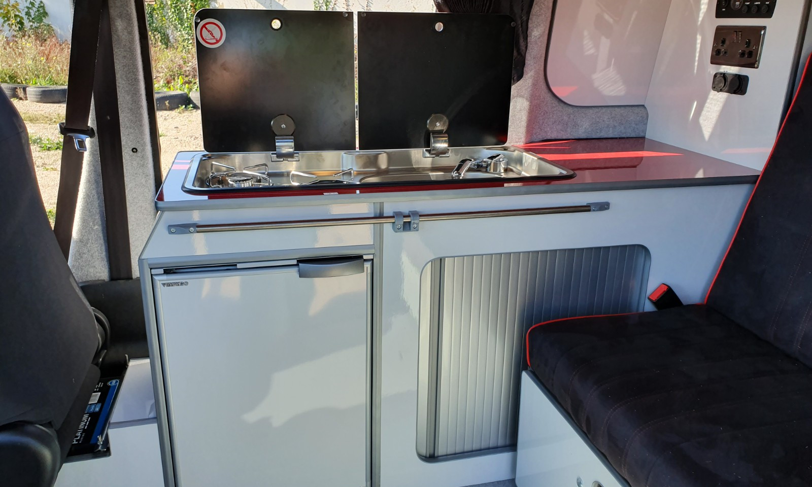 NV200- Roof and 38 RR Side Conversion(25