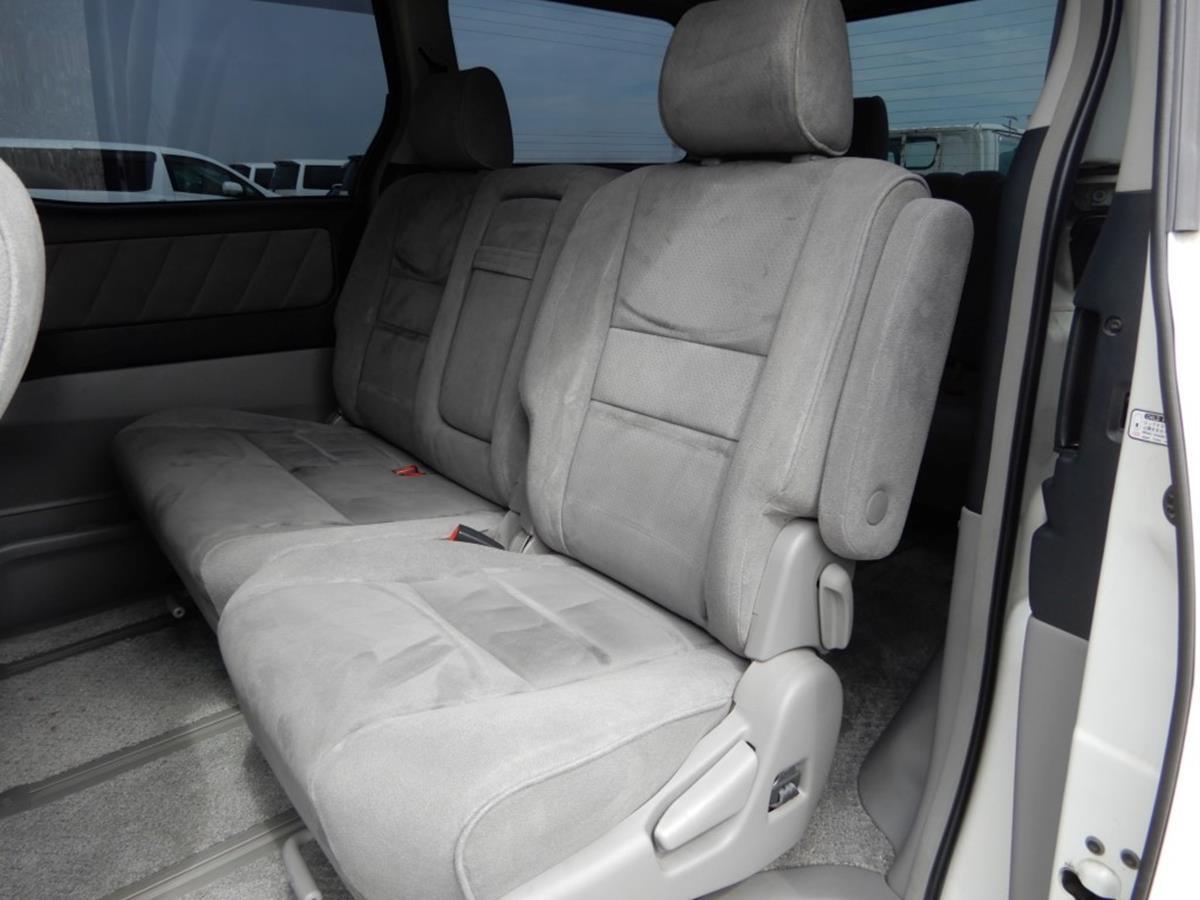 2007- Alphard -White - MS Premium Select