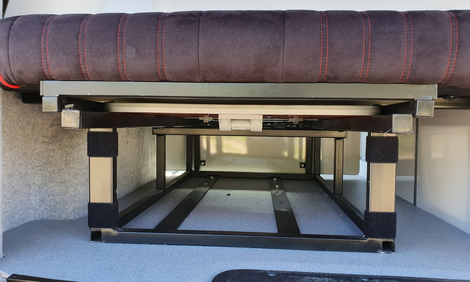 NV200- Roof and 38 RR Side Conversion(26