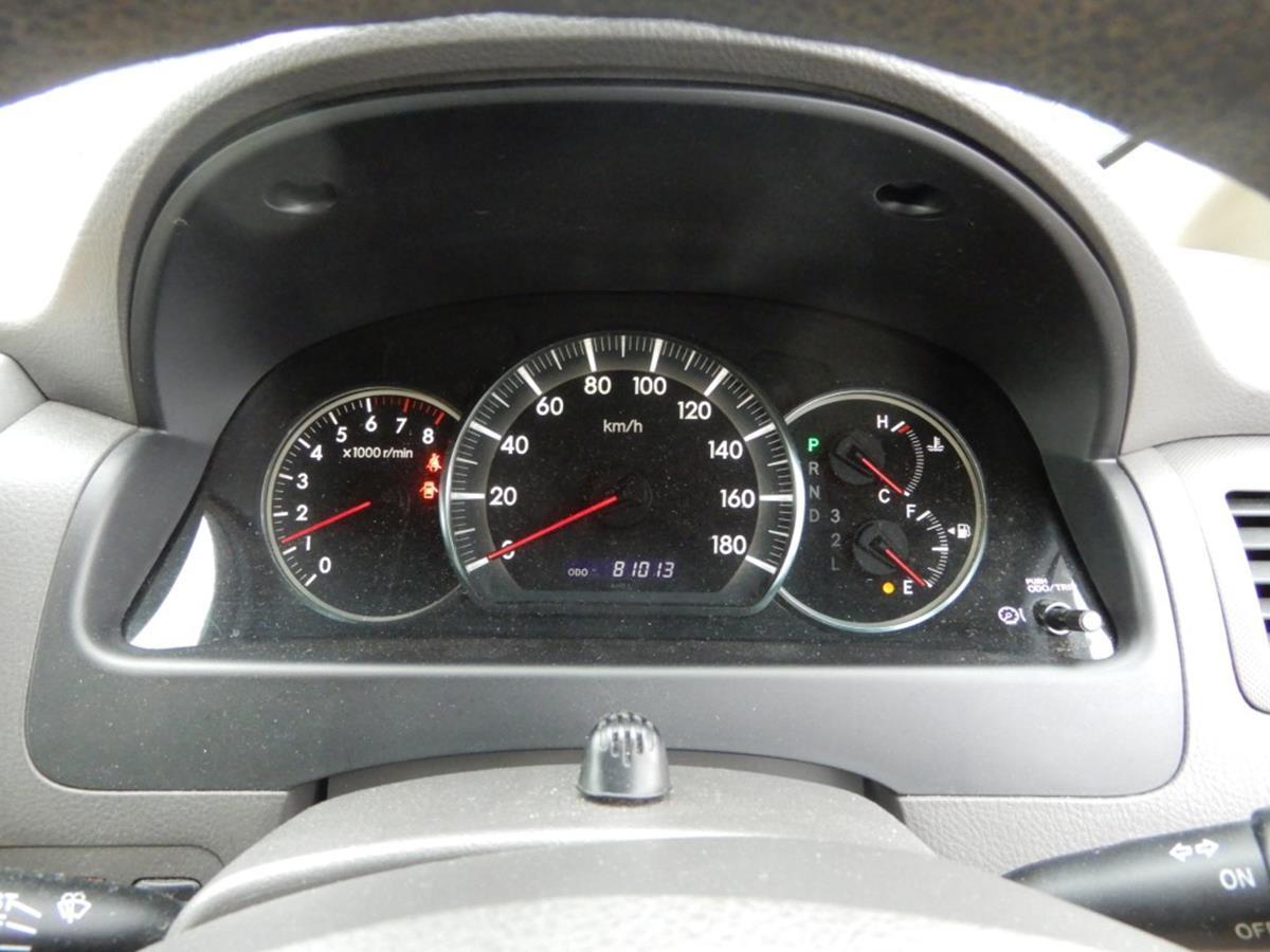 2006- Alphard - AXL Edition - Silver - A
