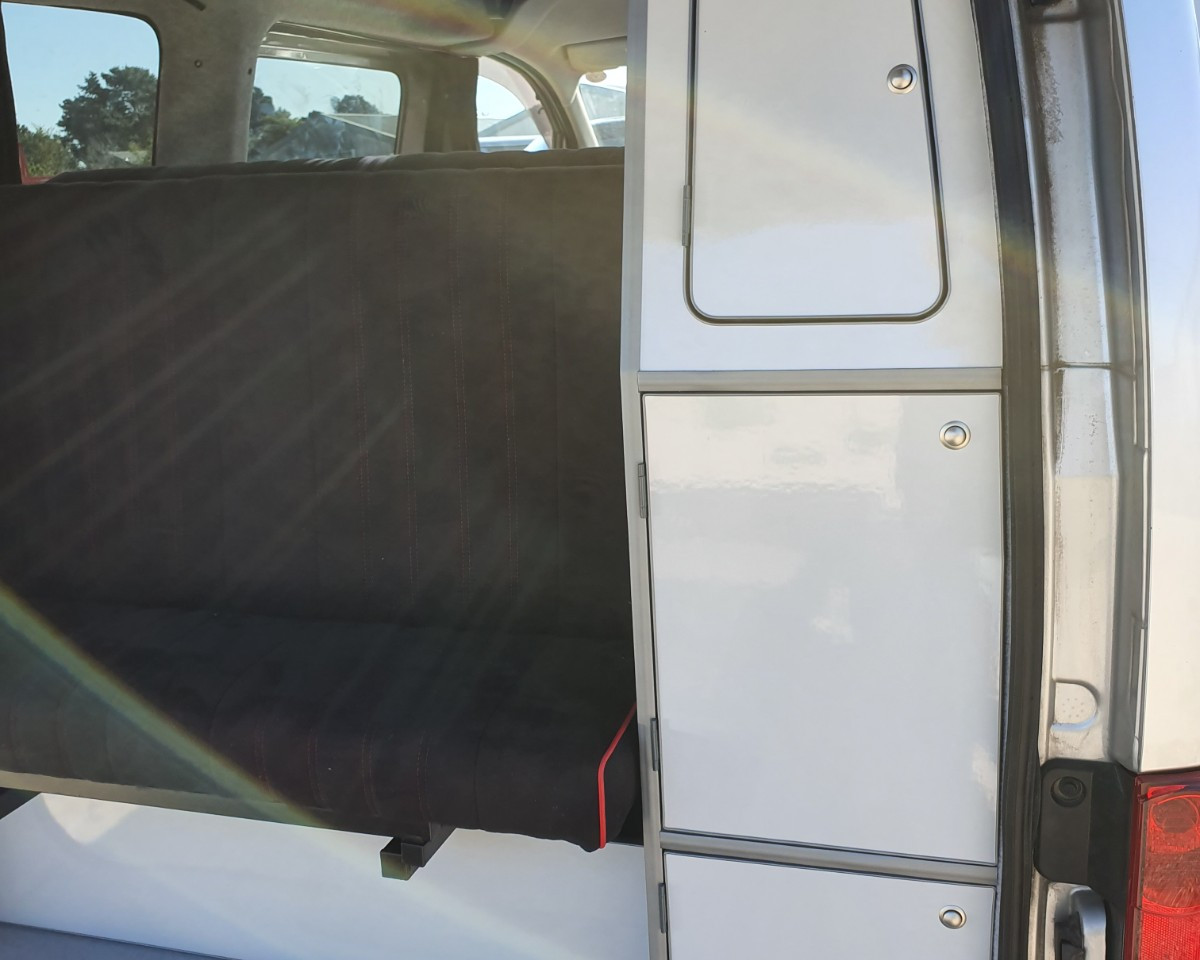 NV200- Roof and 38 RR Side Conversion(12