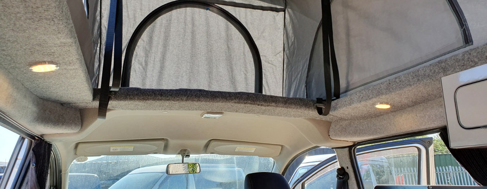 NV200- Roof and 38 RR Side Conversion(21