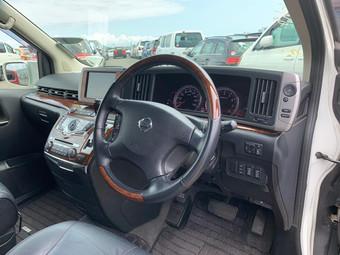 2008- Nissan Elgrand HWS - Black Leather Edition - E51-265418 - 59975 miles (13).jpg
