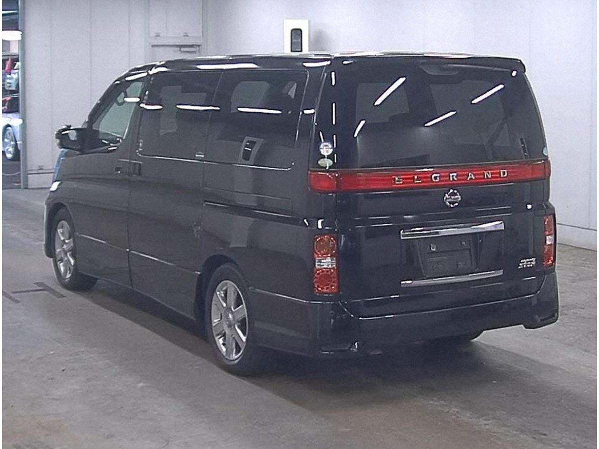 2009 Black Elgrand HWS -E51-291423 (36).