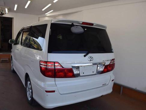2006 -White - Alphard - AX L Edition -AN