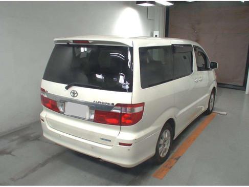 2003 Alphard MXL Edition - White - Beige