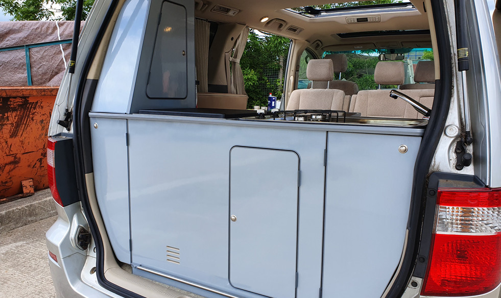 """""""Outback"""" Rear Conversion"""