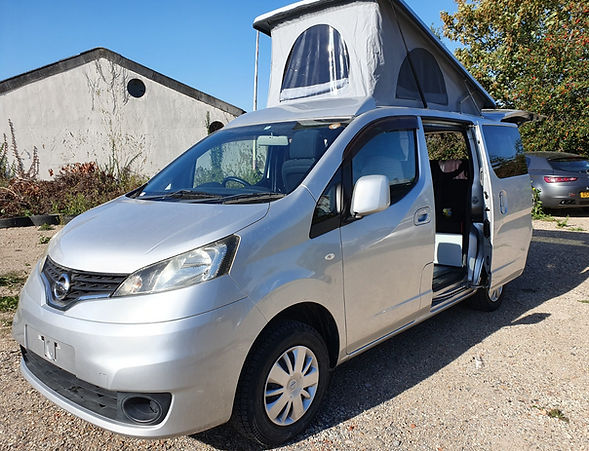 NV200- Roof and 38 RR Side Conversion(16