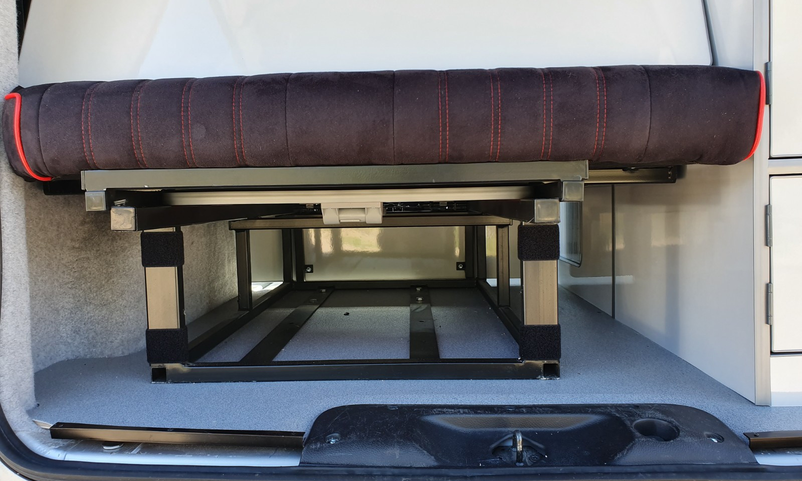 NV200- Roof and 38 RR Side Conversion(4)