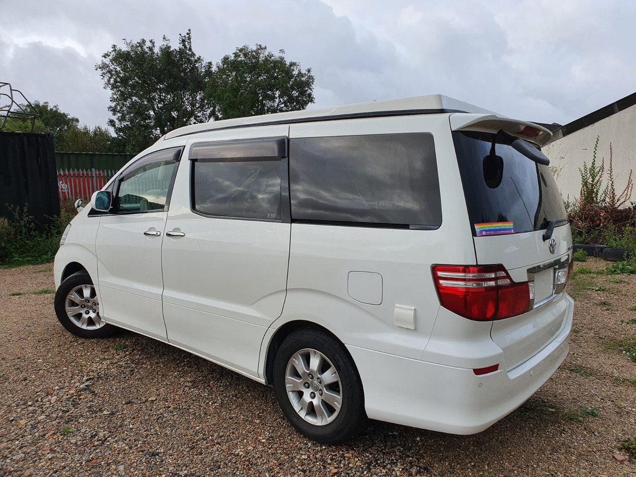 Toyota - Alphard 2007 -ANH10-0168632 (5)