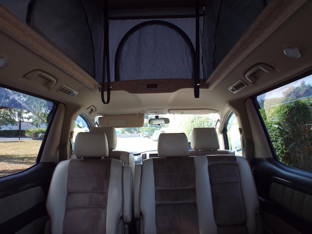 Alphard- Hybrid - Roof and Rear 4260 (28