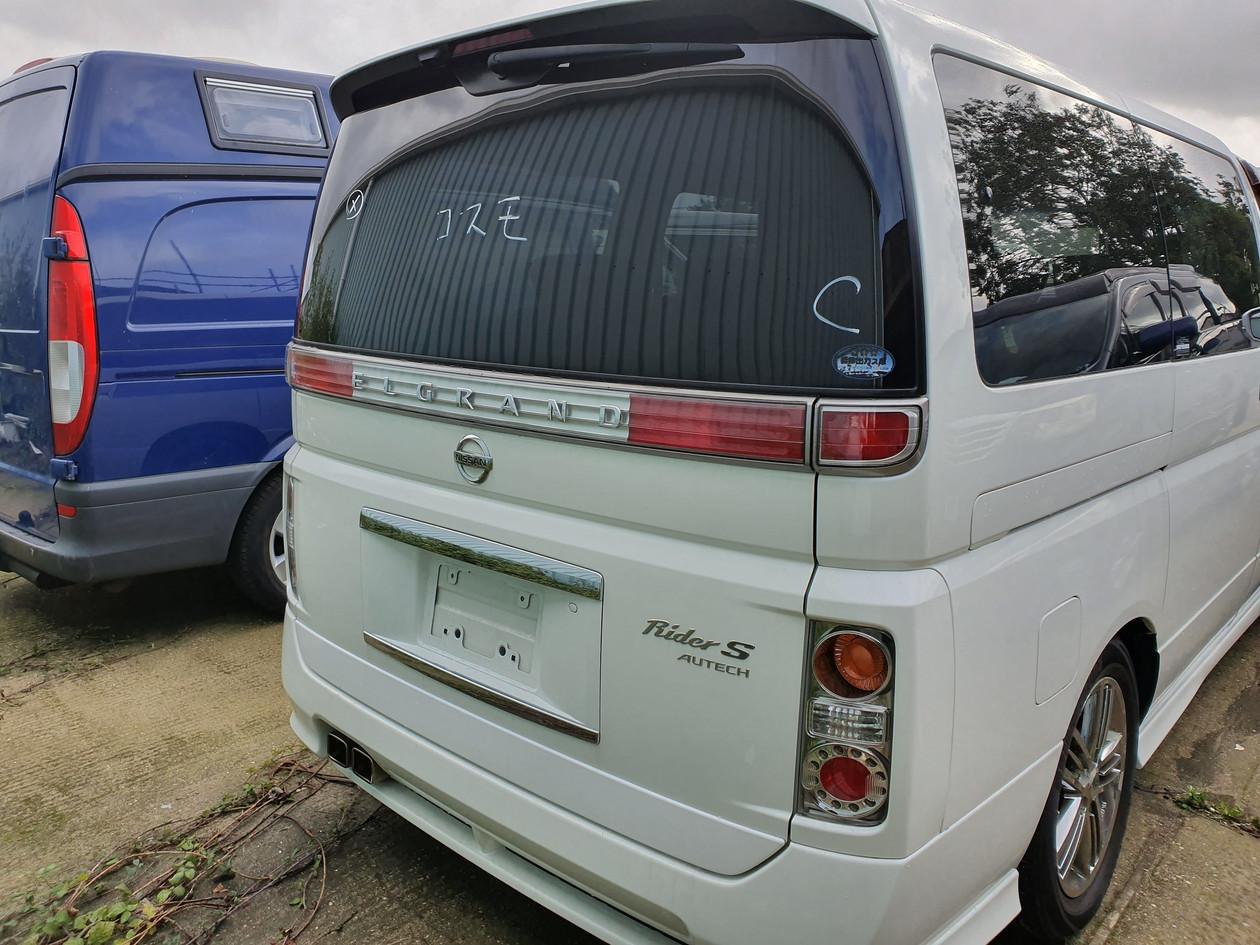 Nissan Elgrand Rider S - E51-152349 (4).