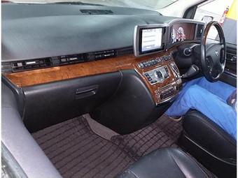 2008- Nissan Elgrand HWS - Black Leather Edition - E51-265418 - 59975 miles (9).jpg