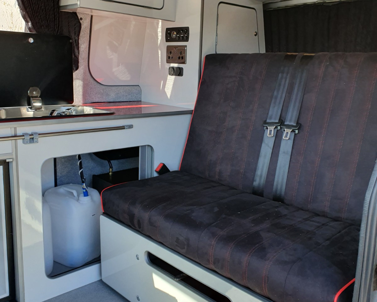 NV200- Roof and 38 RR Side Conversion(30