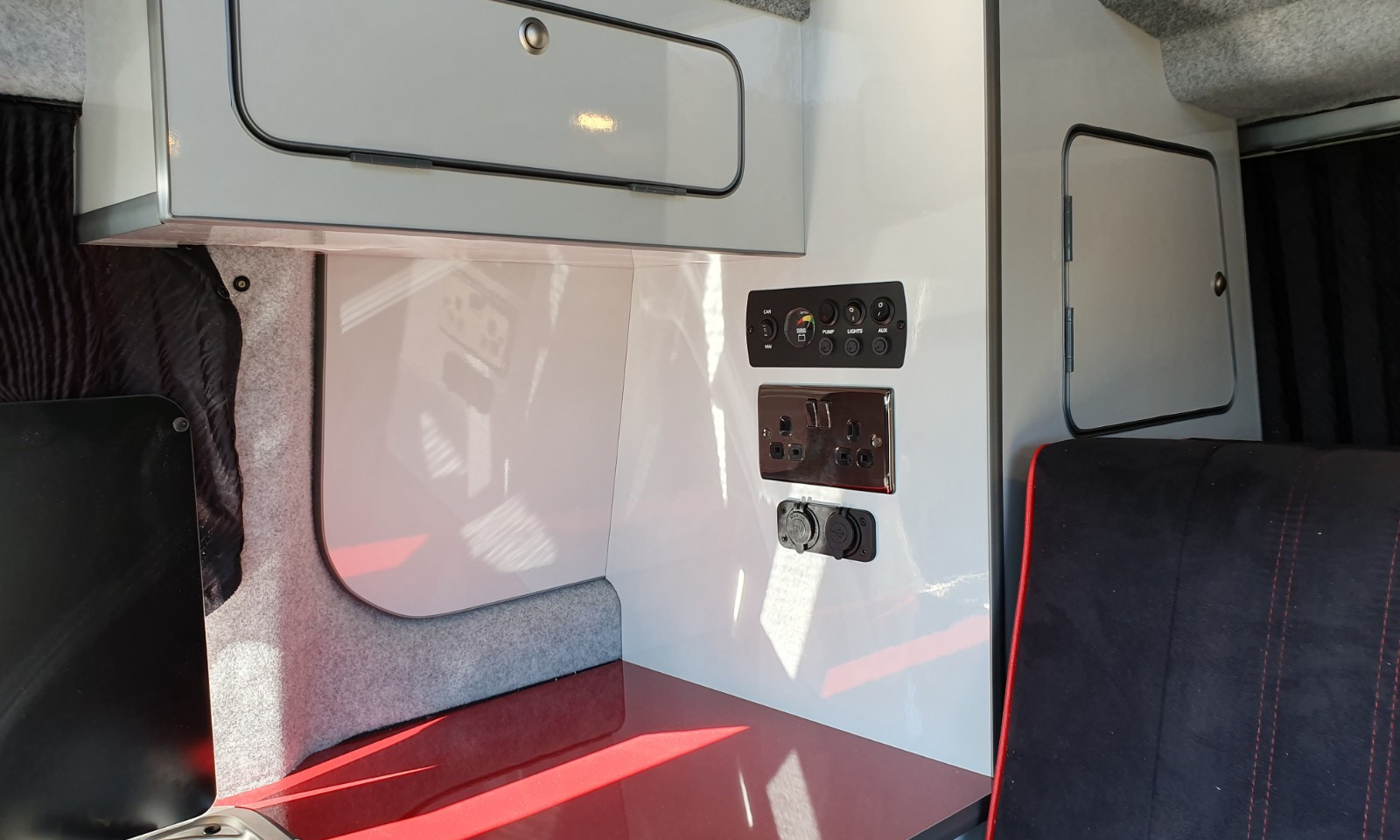 NV200- Roof and 38 RR Side Conversion(8)
