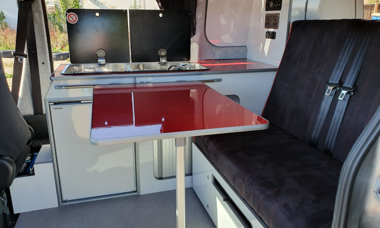 NV200- Roof and 38 RR Side Conversion(24