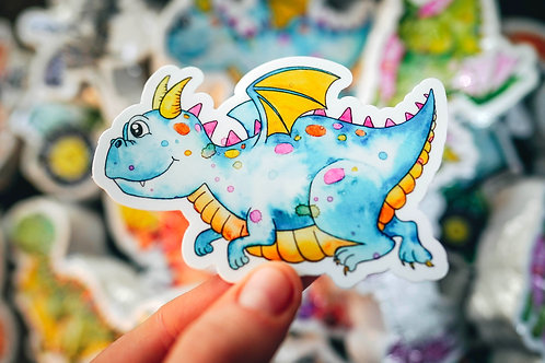 Dragon Sticker #1