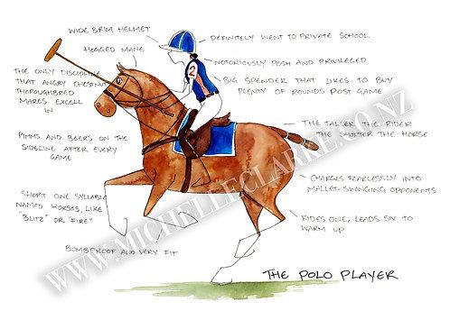 The Polo Player