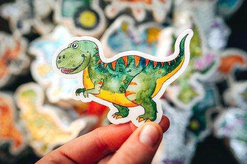 Dinosaur Sticker #2