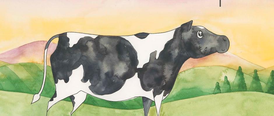 A Calf Named Penelope
