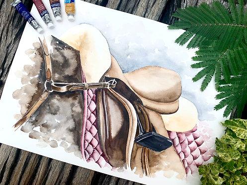 A3 Saddle