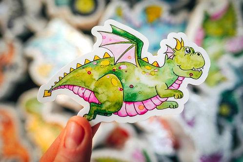 Dragon Sticker #3