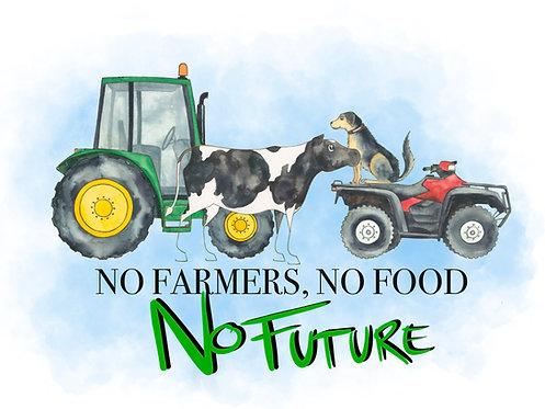 No Farmers, no future
