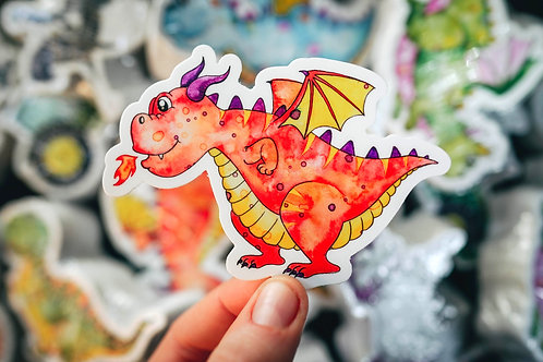 Dragon Sticker #2