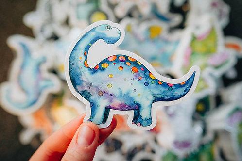 Dinosaur Sticker #1