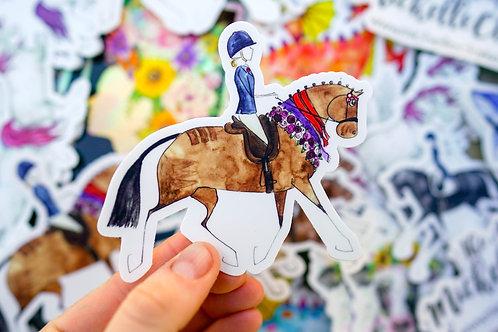 Showie Sticker