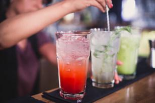 Het mengen van dranken