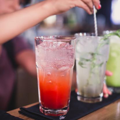non-alc. cocktail