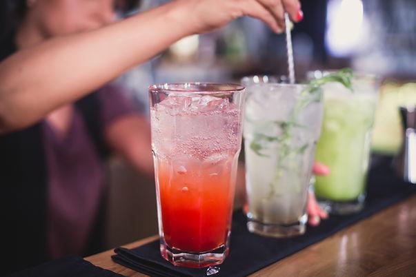 boissons de mélange
