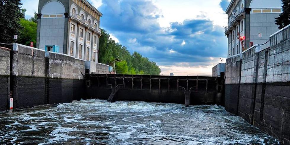 Чудеса инженерии 30-х: речная прогулка по шлюзам канала имени Москвы