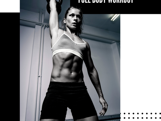 Create Your Perfect Full Body Workout
