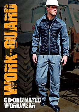 Abbigliamento da lavoro personalizzato