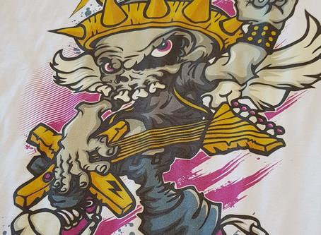 La stampa DTG su T-shirt