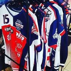 Abbigliamento sublimatico sportivo. Pers