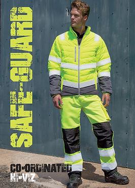 Abbigliamento da lavoro alta visibilità