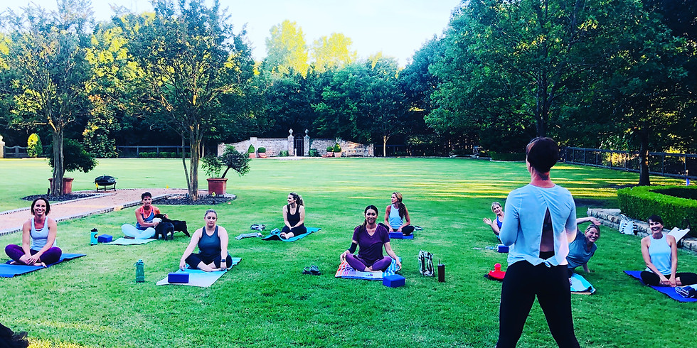 Sunset Faith Based Yoga