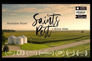 We filmed Saints Rest summer of 2016 and it is finally available!